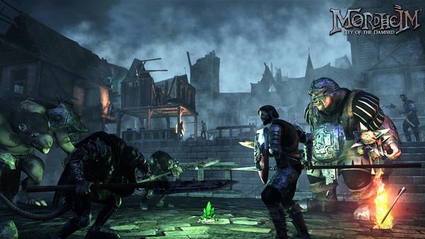 Mordheim City of the Damned - Game online kỳ bí mới mở cửa