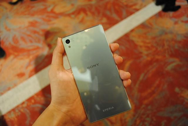 Cấu hình của Sony Z4 có vĩ xử lý Snapdragon 810 64 bit