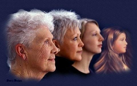 Woman age