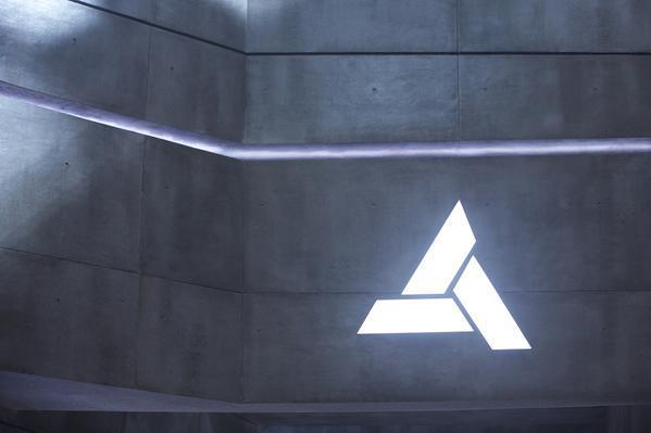 Một bức hình chụp từ phim trường Assassins Creed.