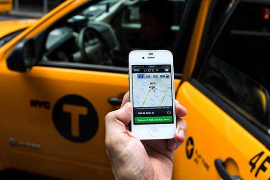 Uber lại gặp khó trong việc chinh phục thị trường Việt Nam - ảnh: Dailymail