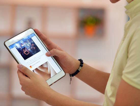 Cuộc cạnh tranh 3G giữa các nhà mạng sẽ không chỉ giới hạn ở nhu cầu lướt web cho mục đích giải trí.