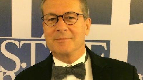 Ông Peter Kennedy, chủ tịch tập đoàn Hubert Burda Media khu vực Châu Á - Ảnh: Burda