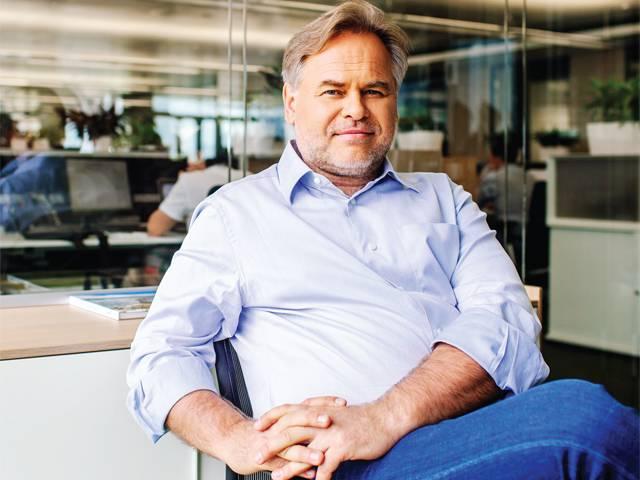 Eugene Kaspersky, CEO Kaspersky Lab