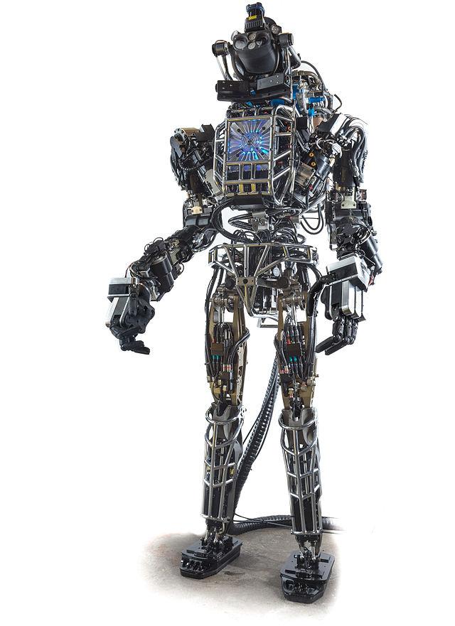 Robot Atlas là robot có thể mô phỏng hoàn hảo nhất các cử động của con người hiện nay.