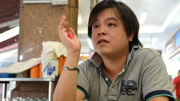 Jover Chew, chủ cửa hàng di động Mobile Air từng lừa du khách Việt.