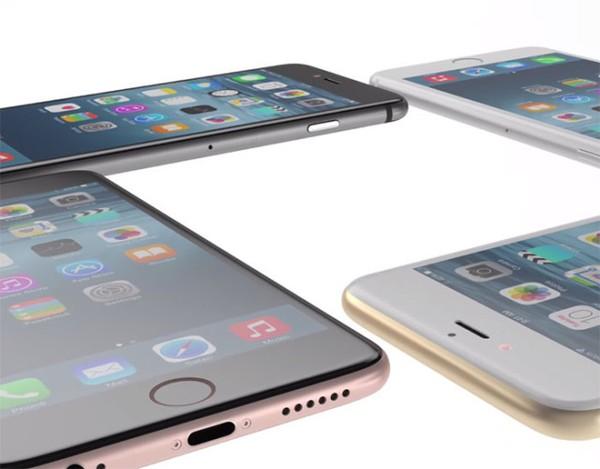 Bản thiết kế iPhone 6S được thực hiện bởi K par K design