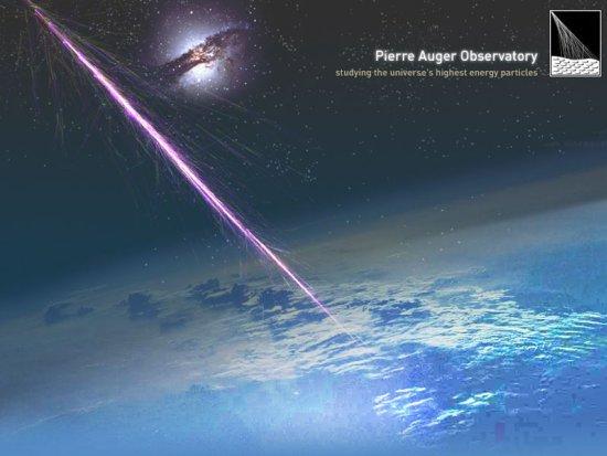 Ảnh tín dụng: Pierre Auger Observatory đội