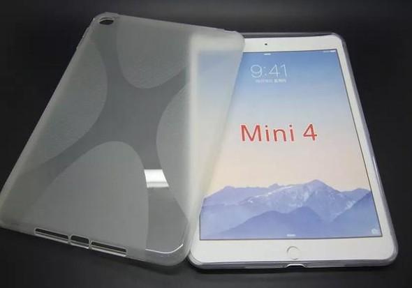 Vỏ case được cho là của iPad mini 4