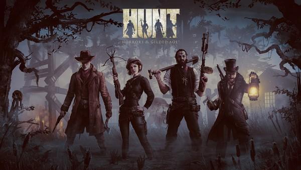 HUNT - Game hành động kinh dị đình đám sắp ra mắt 2