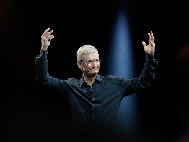 Apple vẫn kiếm được rất nhiều tiền từ iPhone.