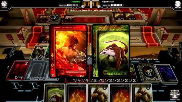 Cận cảnh game thẻ tướng hấp dẫn Infinity Wars 6