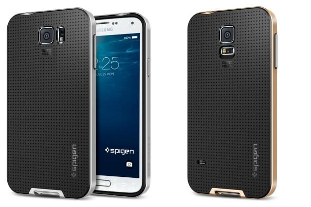 Samsung Galaxy S6 case vs S5