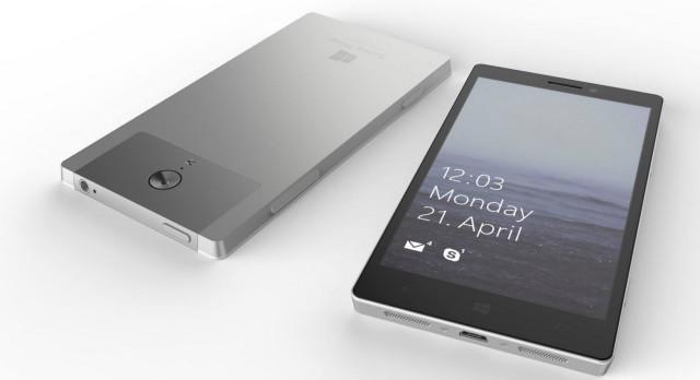 Surface Phone sẽ là smartphone cao cấp và mang tính đột phá.