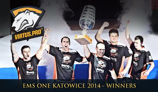 ESL One Katowice - Giải đấu lớn đầu năm mới