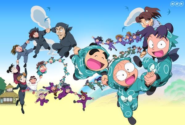 Với thời lượng 1800 tập, Ninja Loạn Thị trở thành bộ anime đề tài ninja huyền thoại của Nhật