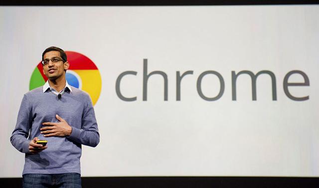 Chrome được tạo ra với mục đích đơn giản mọi thứ, nội dung trang web mới là quan trọng