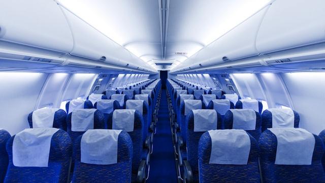 Các máy bay vận tại thường mại không trang bị dù thoát hiểm vì nhiều lý do.
