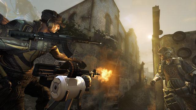 Dirty Bomb - Game shooter miễn phí mở cửa thử nghiệm