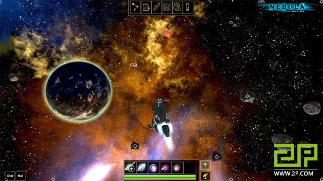 Nebula Online - Game không chiến hoành tráng ngoài vũ trụ