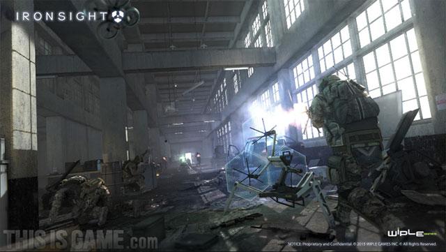 IRONSIGHT - Game bắn súng mới toanh vô cùng hấp dẫn