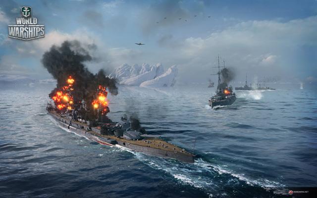 World of Warships thử nghiệm ngày 12/03: Cơ hội tốt cho game thủ Việt