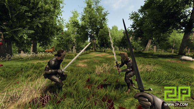 Reign of Kings - Game online cho phép bắt giữ người chơi khác