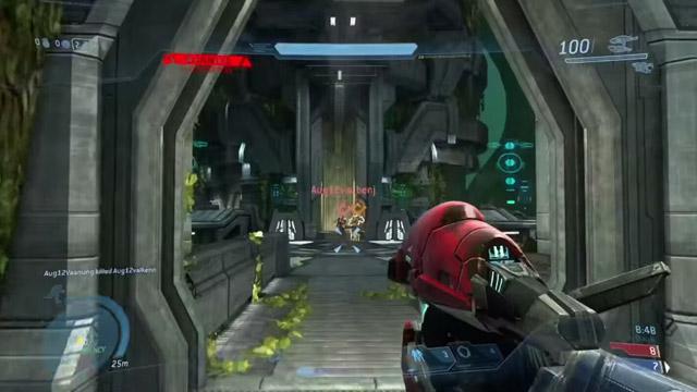 Bom tấn Halo Online hé lộ gameplay hành động cực đỉnh
