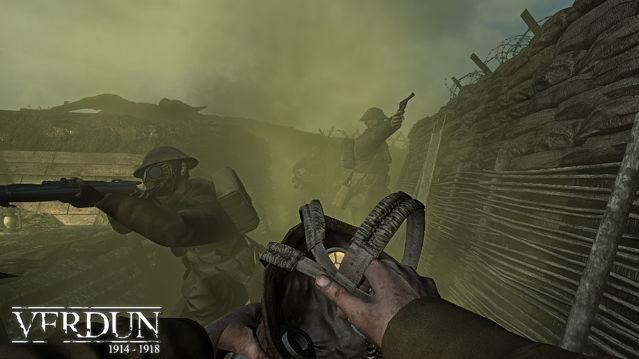 Verdun - MMOFPS độc đáo thời thế chiến thứ nhất sắp ra mắt