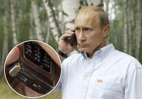 Đây là chiếc Nokia E90 mà Putin dùng để gọi cho Medvedev thông báo về tình trạng cháy rừng