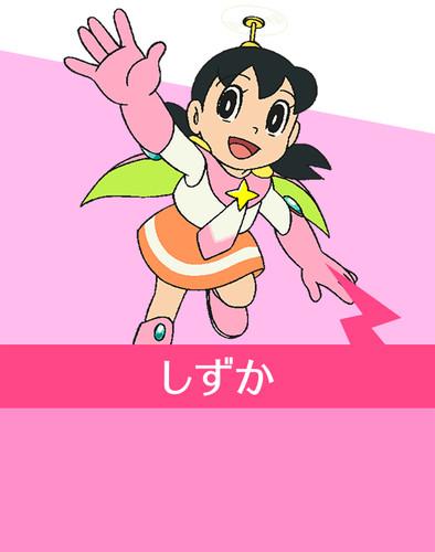 Yumi Kakazu lồng tiếng Shizuka