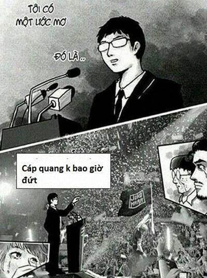 Giấc mơ của tất cả người dùng Internet tại Việt Nam