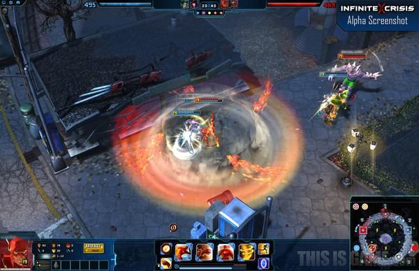 Đánh giá Infinite Crisis: MOBA siêu anh hùng nhái LMHT 3