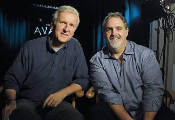 Jon Landau và James Cameron