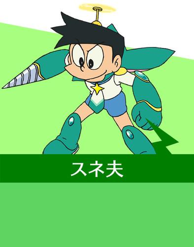 Tomokazu Seki lồng tiếng Suneo