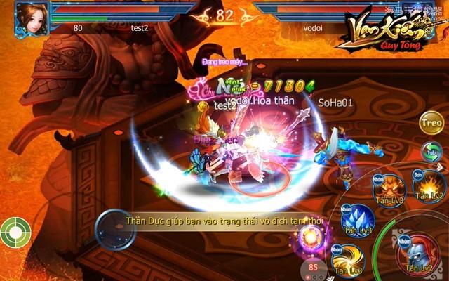 Phong cách giác đấu sẽ được hiện thực hóa trên game mobile