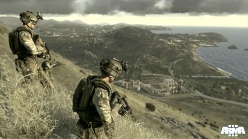  Làm giảm chất lượng game là giải pháp chống sao chép, game lậu của hang Bohemia Interactive.