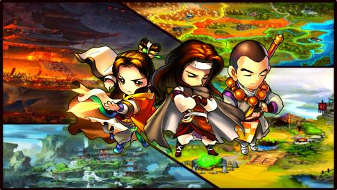 Game online Võ Lâm Tam Khúc sắp được phát hành tại Việt Nam