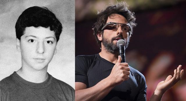 Sergey Brin, đồng sáng lập Google, sinh ra tại Moscow và định cư sang Mỹ khi 6 tuổi. Ông học trường tại Maryland và giỏi Toán, sau đó học Đại học Maryland và Stanford trước khi lập ra Google cùng với Larry Page vào năm 1998