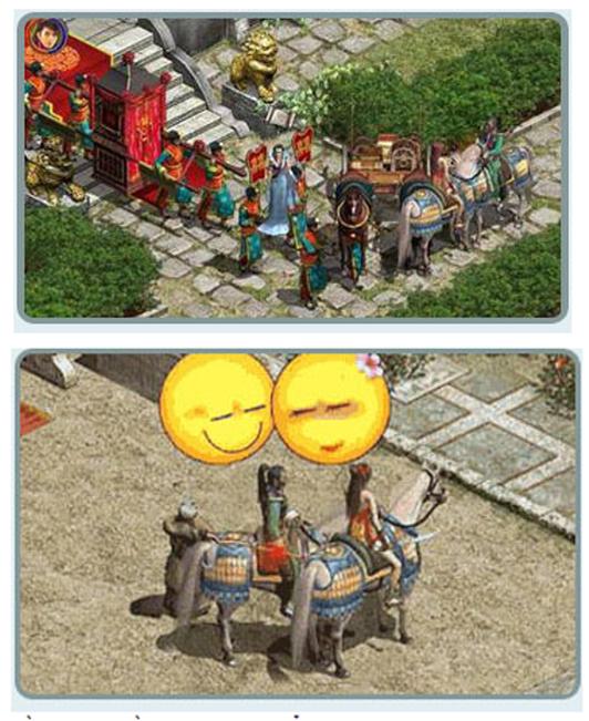 Nhân duyên hảo hợp, có ai chơi game online mà không mong muốn điều này?