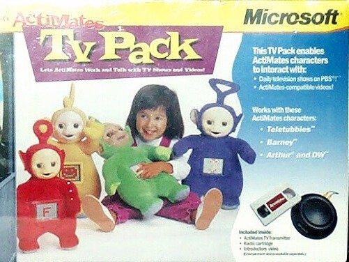 Microsoft đã có thời gian ngắn tham gia sản xuất các sản phẩm liên quan đến chương trình truyền hình Teletubbies