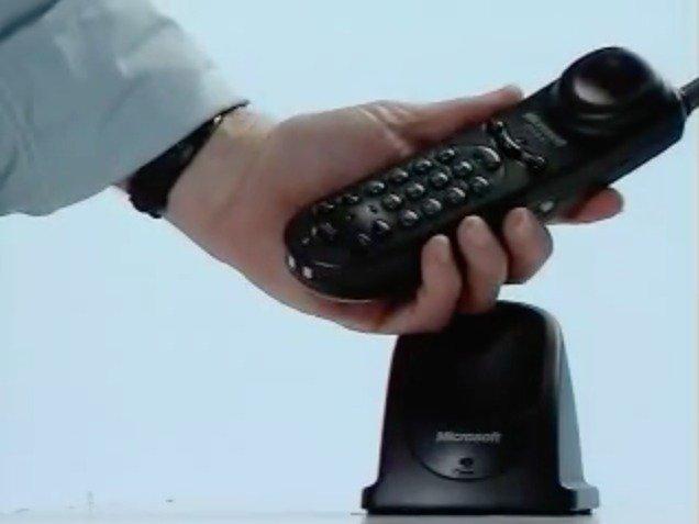 Chiếc điện thoại không dây ra đời năm 1998 với khả năng ghi âm trong 9 phút