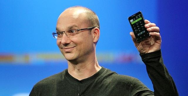 Andy Rubin là cha đẻ của Android và người dẫn đường cho dự án Replicant trong vài năm ngắn ngủi.