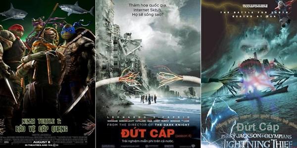 Bộ 3 bom tấn của điện ảnh Việt Nam về chủ đề cáp quang