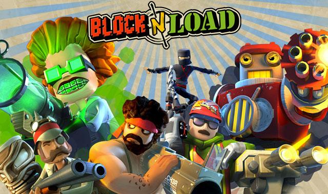 Game vui nhộn Block N Load chuẩn bị mở cửa chính thức