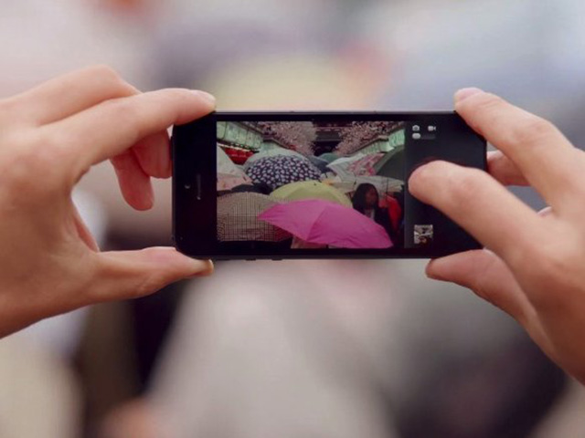 iPhone vẫn tỏ ra rất vô đối trong địa hạt chụp ảnh.