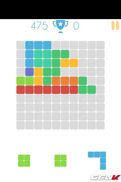 Khối hình màu tím trên hình là hàng hiếm trong 1010!