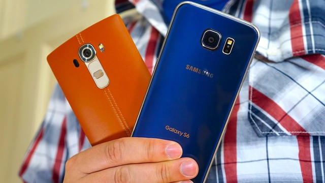 Xét theo doanh số, LG G4 không thể cạnh tranh lại siêu phẩm đến từ Samsung.