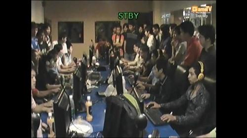 Đoàn AoE Việt Nam sang Trung Quốc thi đấu.