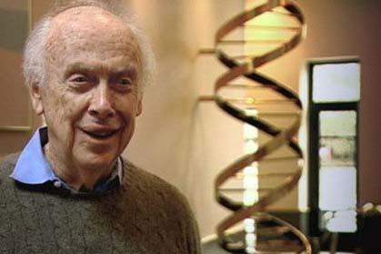 James Watson, nhà khoa học phải bán huy chương Nobel.